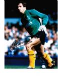 Ray Clemence MBE England Goalkeeper